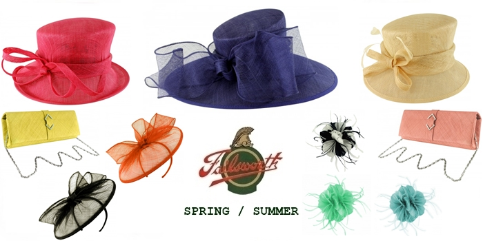 Failsworth Millinery Spring / Summer Collection
